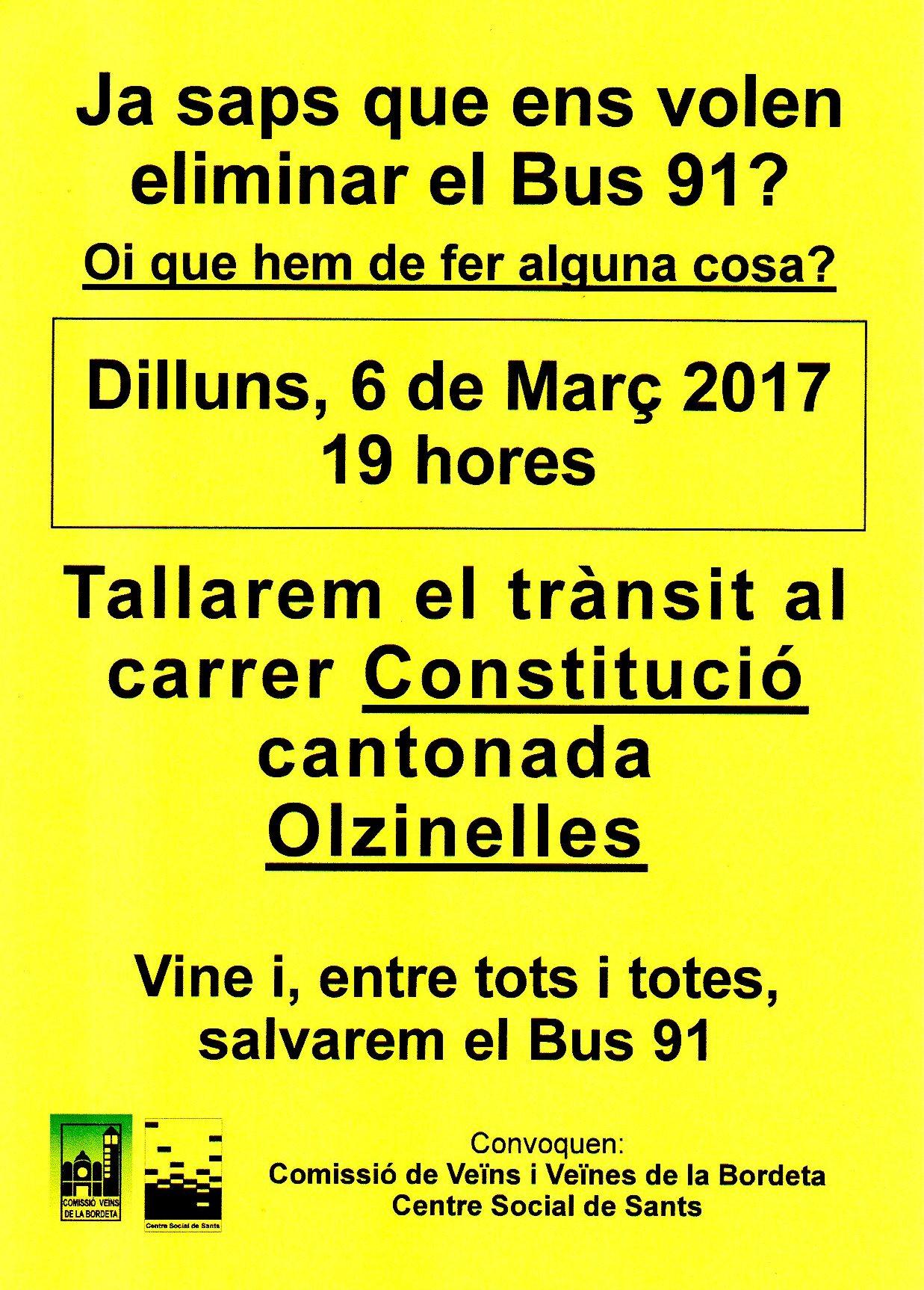 20170306 Tall Trànsit Bus 91 def