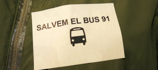 Salvem el Bus 91 201705
